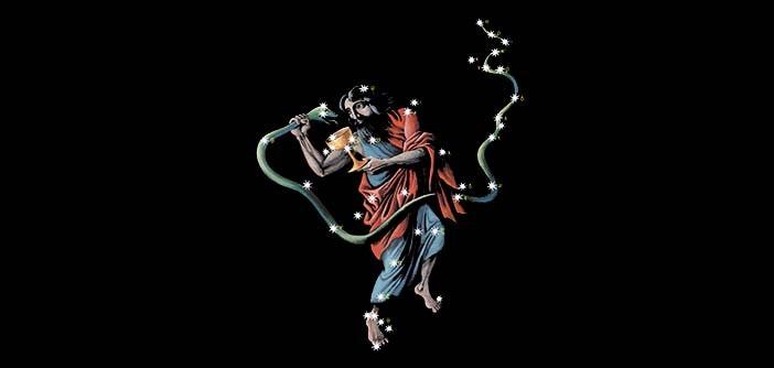 slangendrager - 13de astrologisch teken