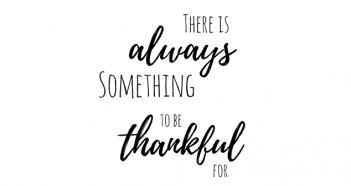 30 dagen dankbaarheid
