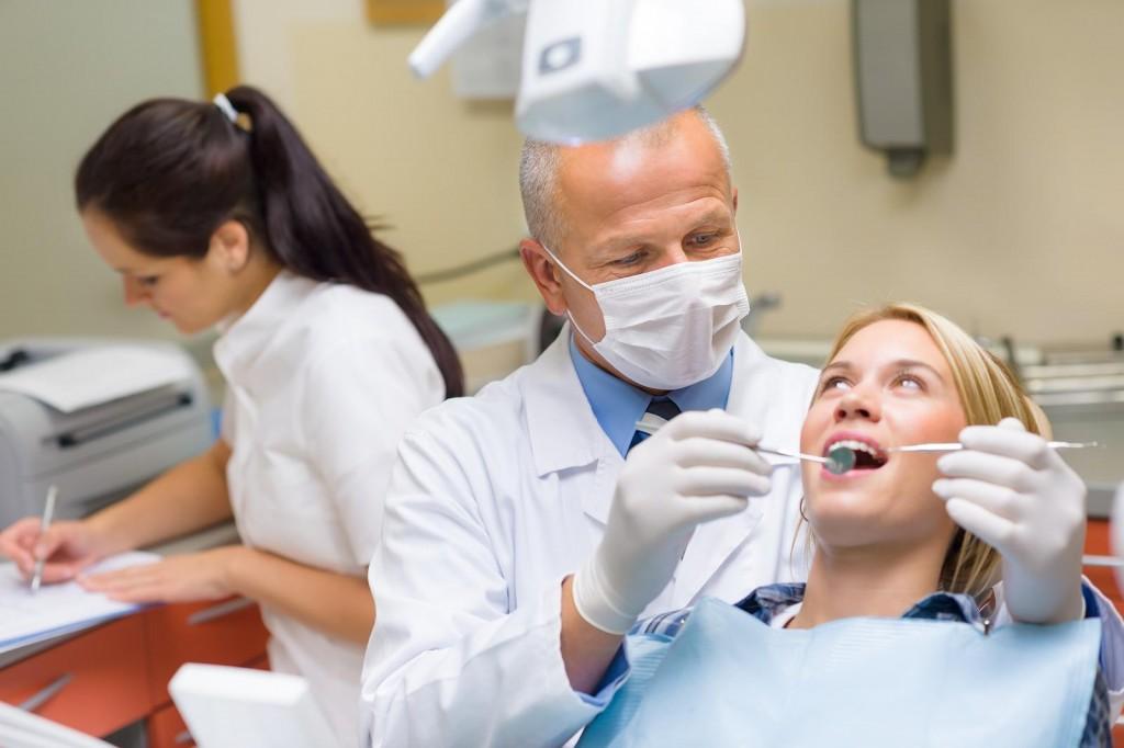 ideaal beroep voor de ram - tandarts